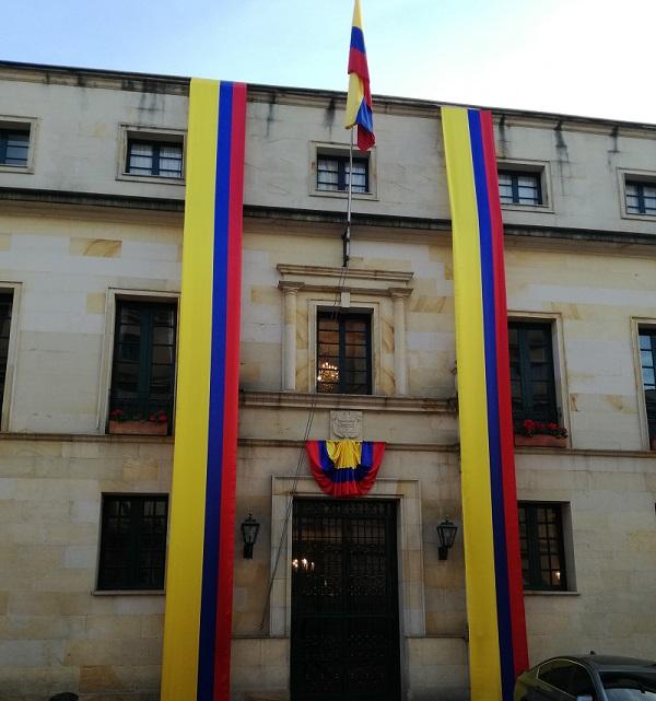 Sede Principal - Centro Bogotá